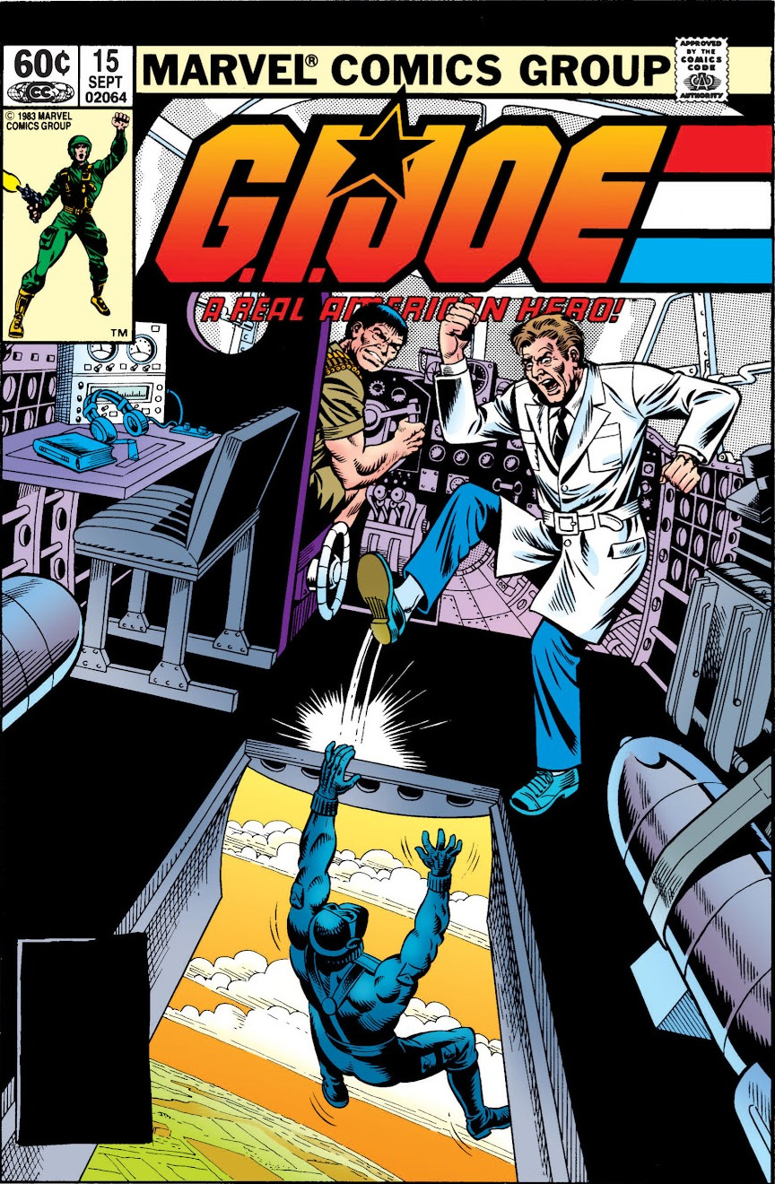G.I. Joe: A Real American Hero Vol 1 15