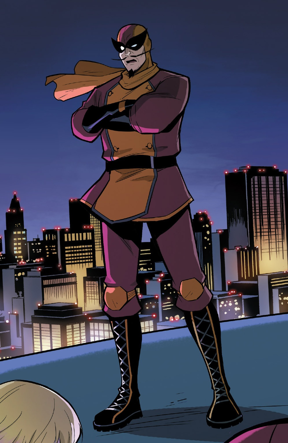Georges Batroc (Earth-616)