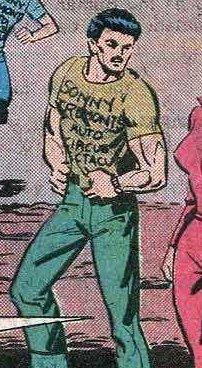 Sonny Tremont (Earth-616)
