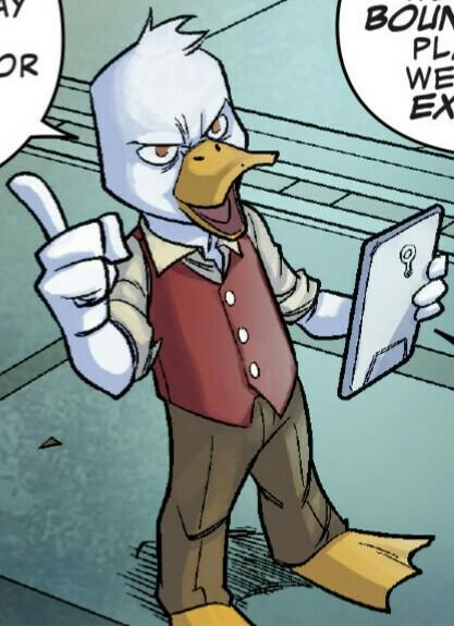 Howard the Duck (Earth-TRN626)