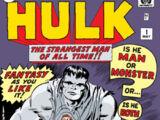 Incredible Hulk Vol 1 1