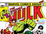 Incredible Hulk Vol 1 283