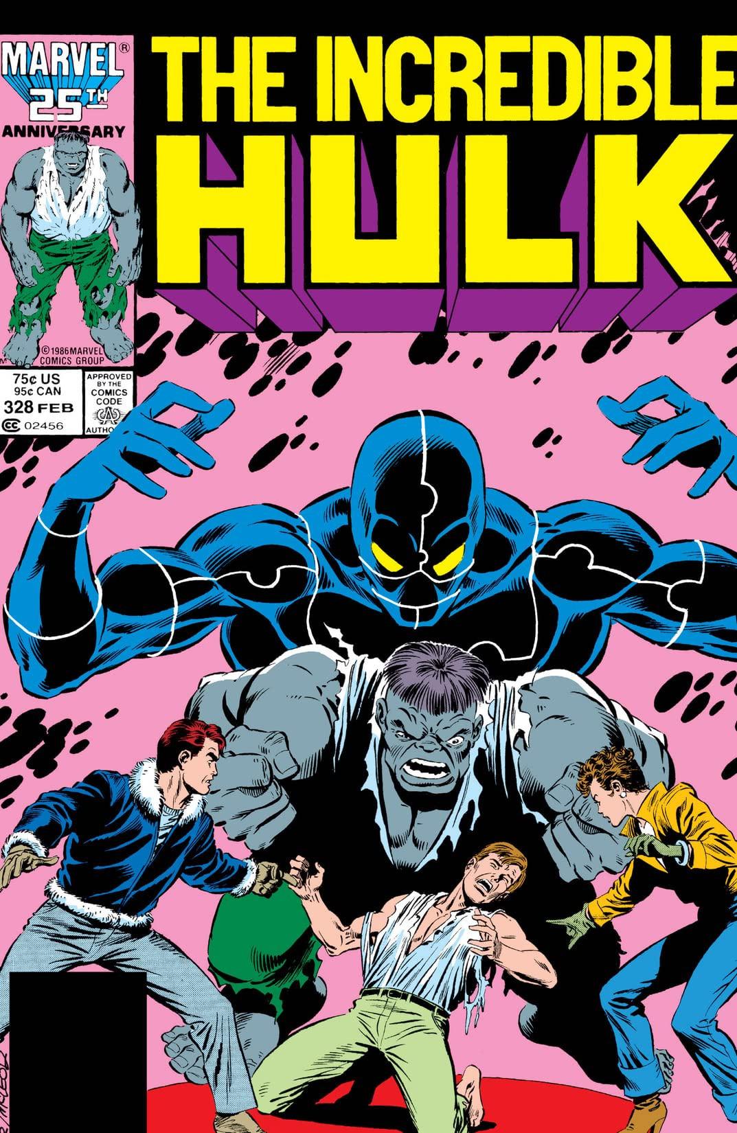 Incredible Hulk Vol 1 328