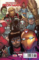 Invincible Iron Man Vol 4 5