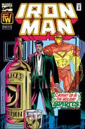 Iron Man Vol 1 313