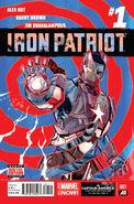Iron Patriot Vol 1 1