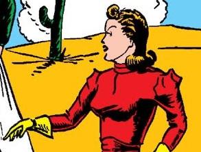 Josie Nottington (Earth-616)