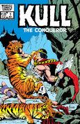 Kull the Conqueror Vol 3 1