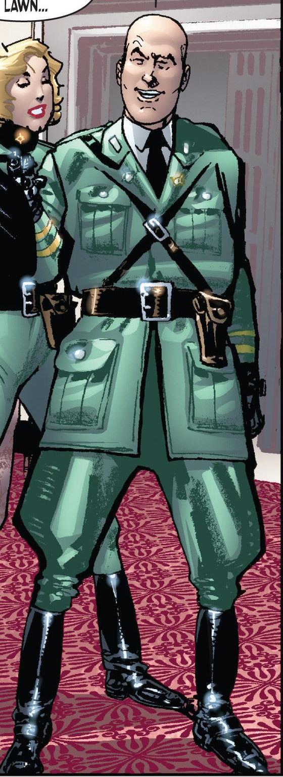 Malcolm Upshaw (Earth-616)