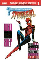 Marvel's Greatest Creators What If? - Spider-Girl Vol 1 1