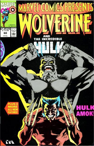 Marvel Comics Presents Vol 1 60