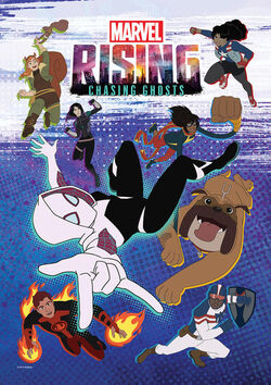 Marvel Rising Chasing Ghosts poster 001.jpg