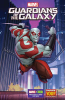 Marvel Universe Guardians of the Galaxy Vol 2 13