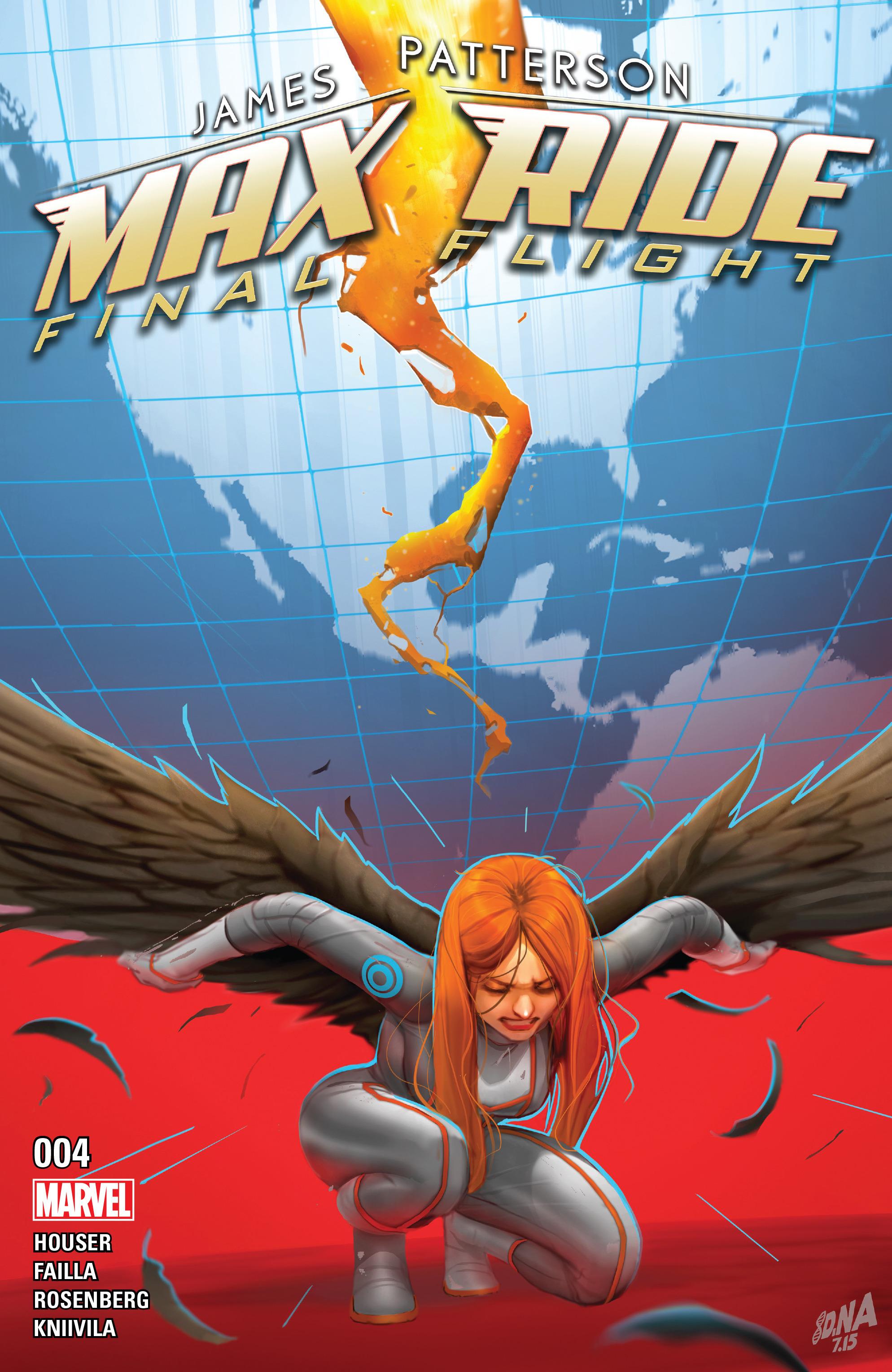 Max Ride: Final Flight Vol 1 4