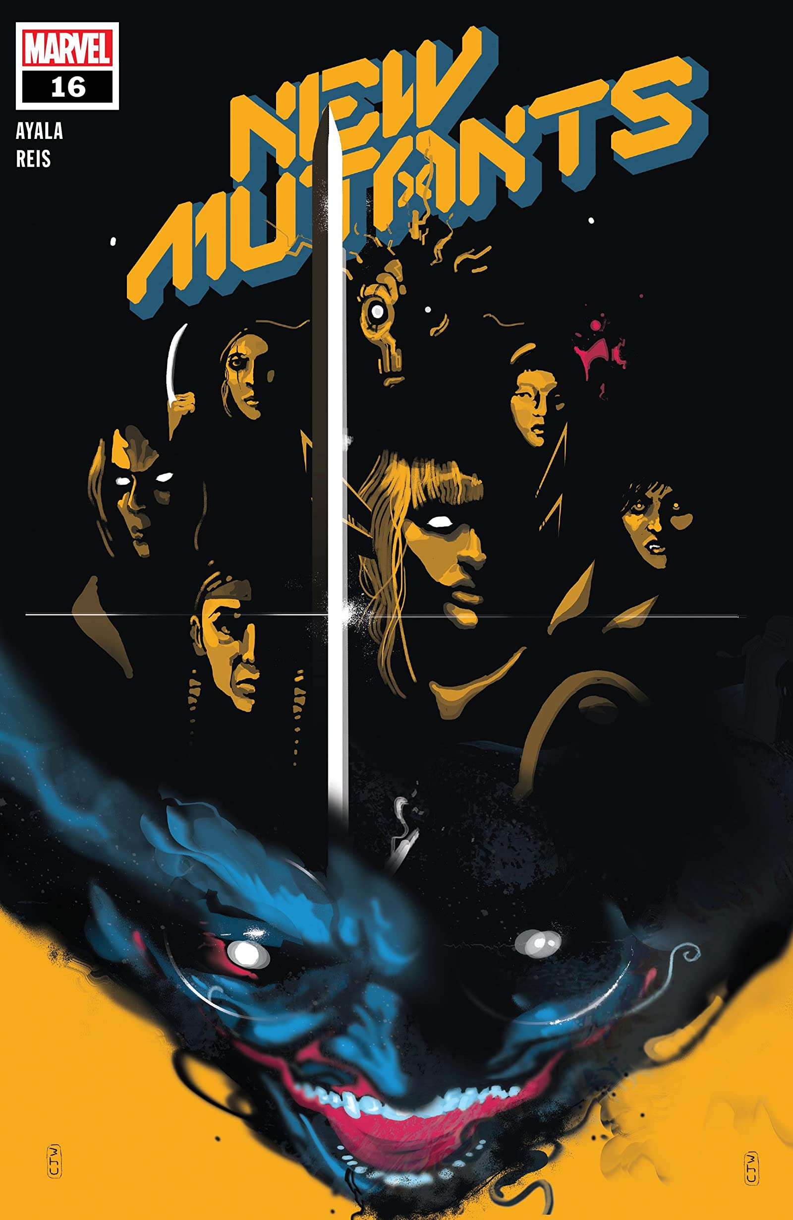 New Mutants Vol 4 16