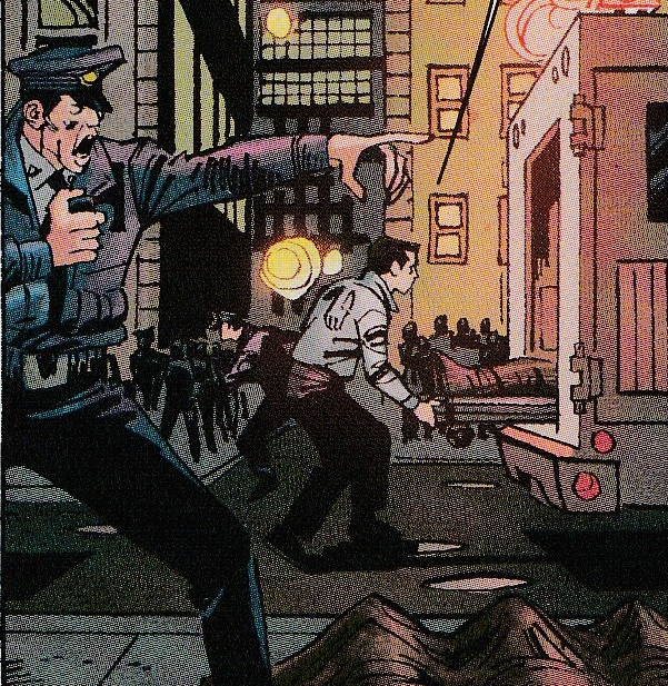 New York City Police Department (Earth-19725)/Gallery