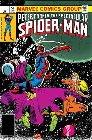 Peter Parker, The Spectacular Spider-Man Vol 1 51.jpg
