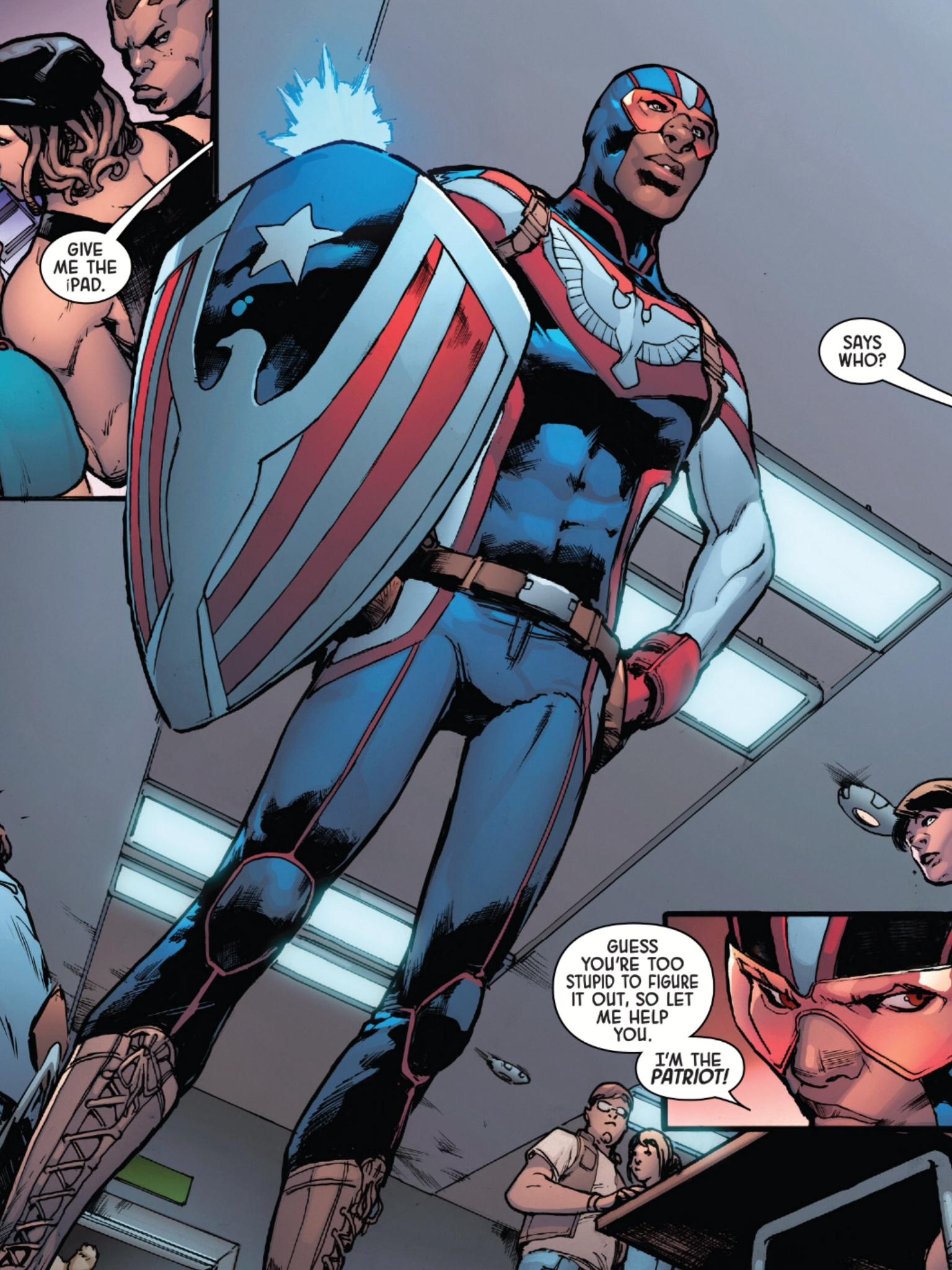 Patriot's Uniform