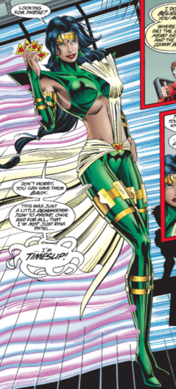 Rina Patel (Earth-616) from New Warriors Vol 1 64 01.png