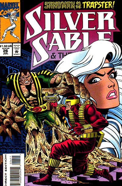 Silver Sable and the Wild Pack Vol 1 26