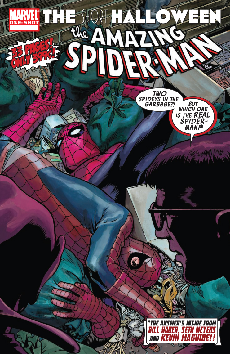 Spider-Man: Short Halloween Vol 1 1
