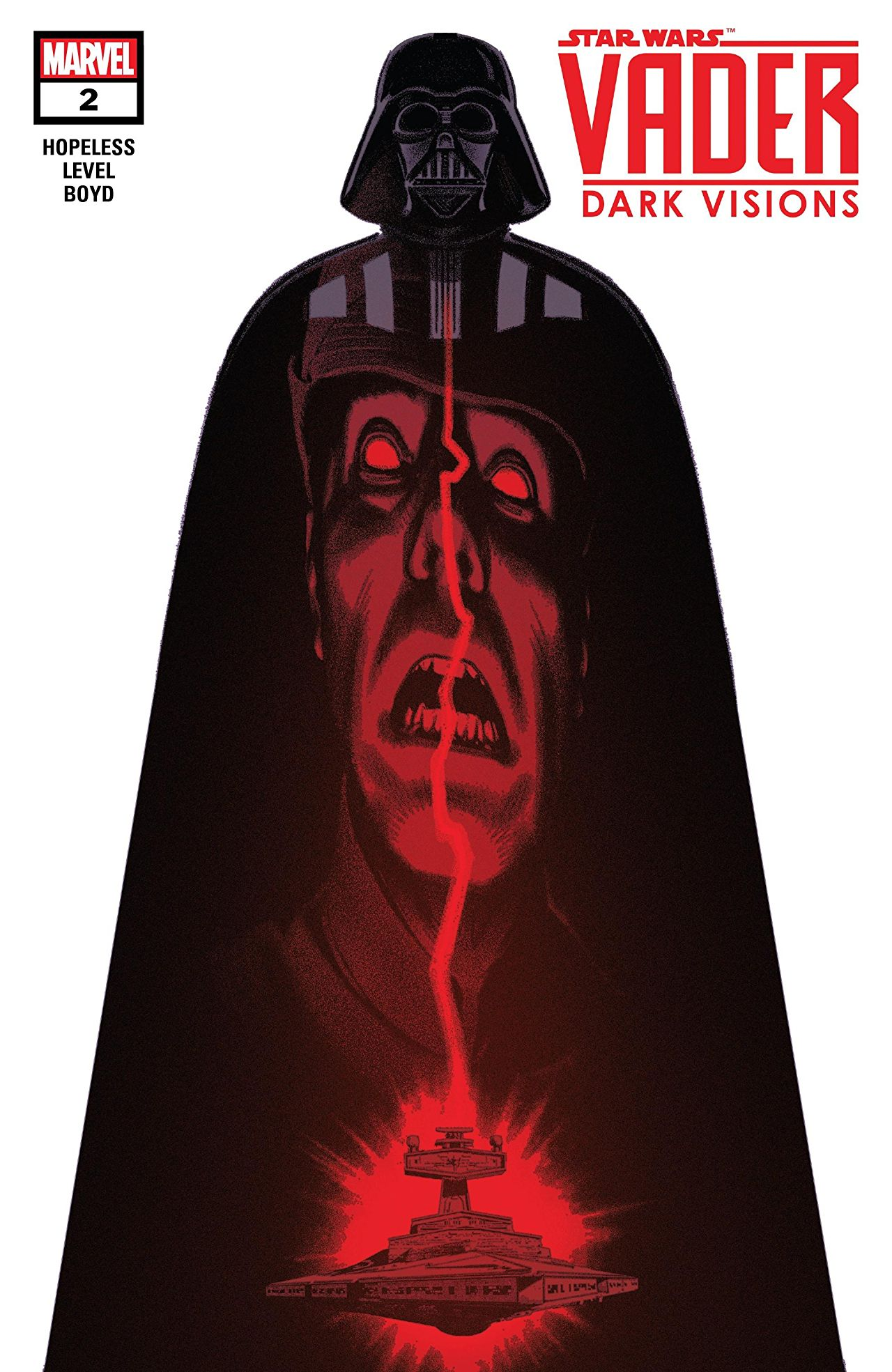 Star Wars: Vader - Dark Visions Vol 1 2