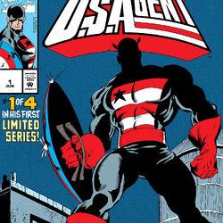 U.S.Agent Vol 1 1