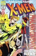 Uncanny X-Men Vol 1 317