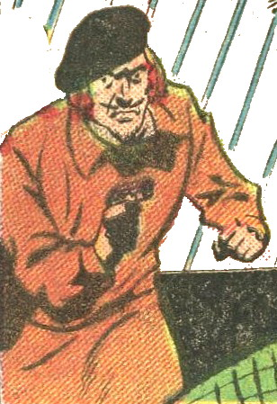 Vance Van Psymthe (Earth-616)