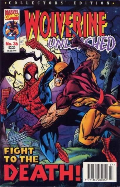 Wolverine Unleashed Vol 1 36