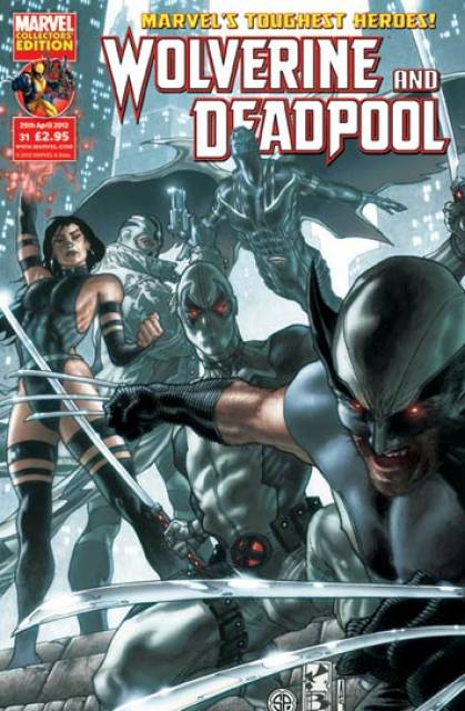 Wolverine and Deadpool Vol 2 31