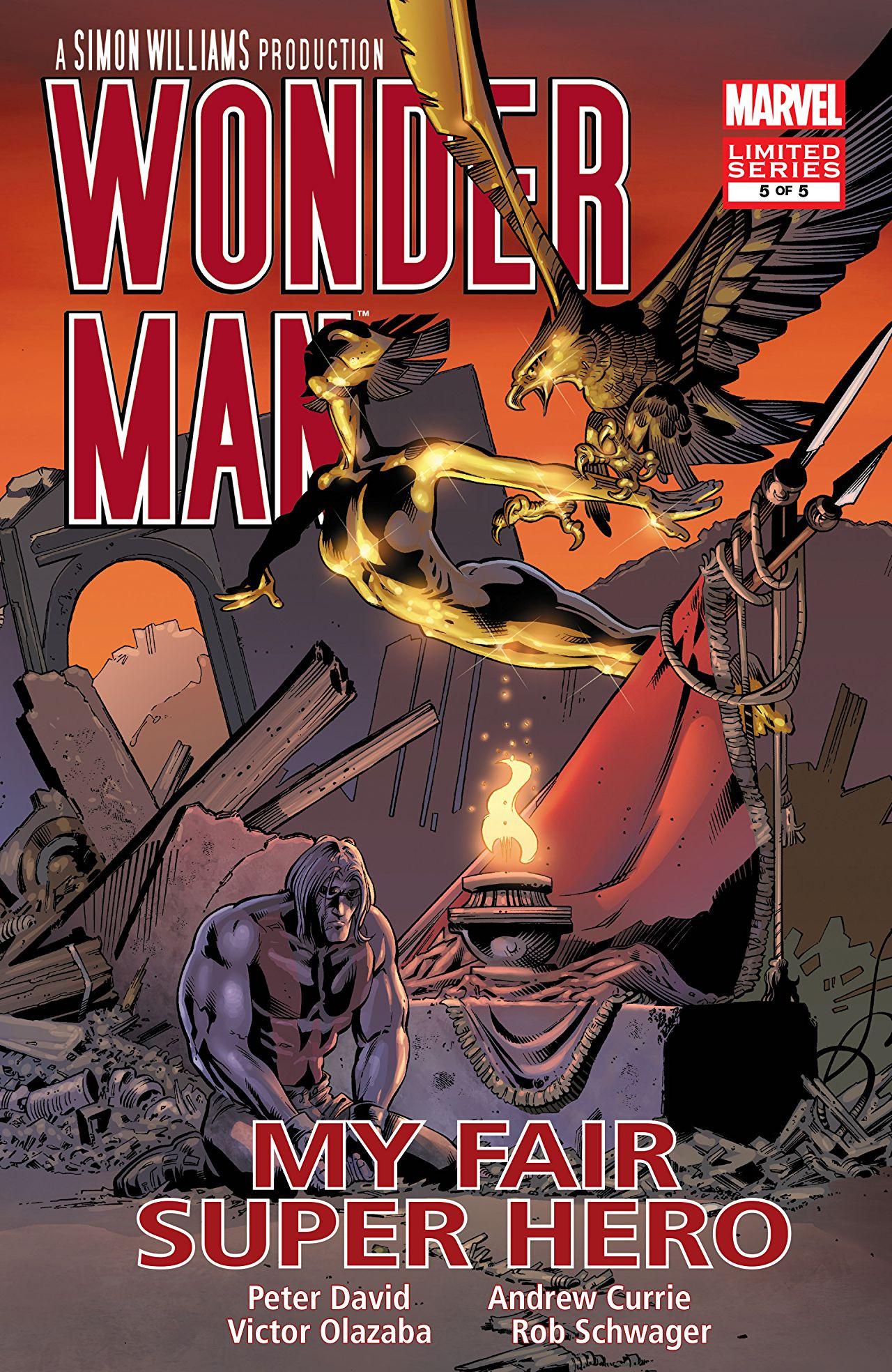 Wonder Man Vol 3 5