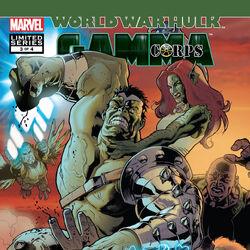 World War Hulk: Gamma Corps Vol 1 3