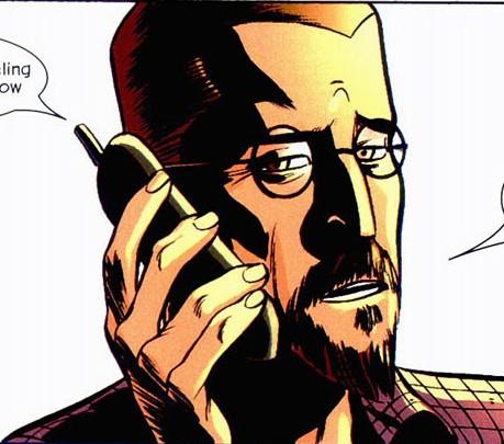 Aaron Isaacs (Earth-616)