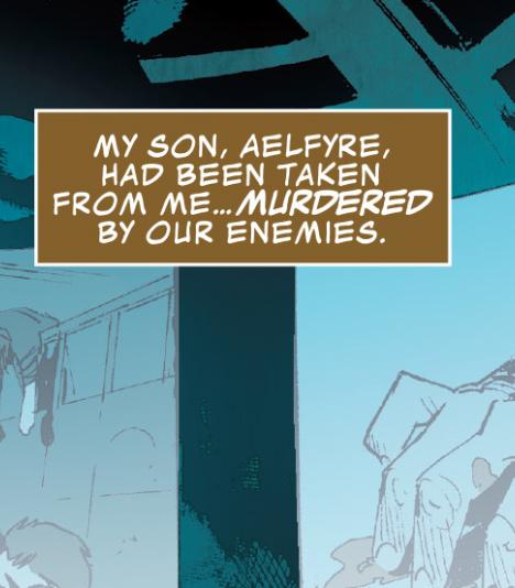 Aelfyre Whitemane (Warp World) (Earth-616)