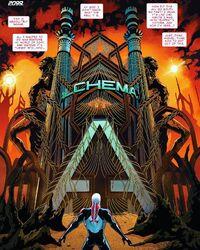 Alchemax (Earth-TRN590) from Spider-Man 2099 Vol 3 10 001.jpg