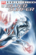 Annihilation Silver Surfer Vol 1 3