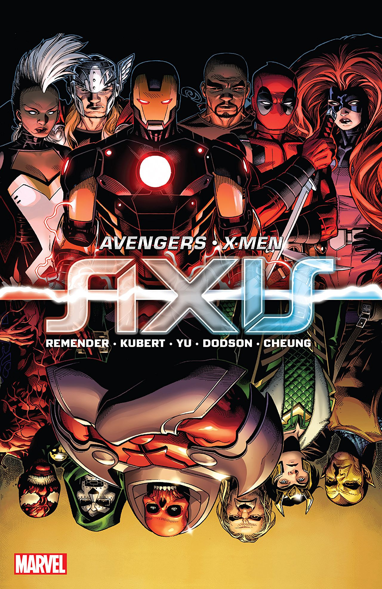 Avengers & X-Men: AXIS TPB Vol 1 1