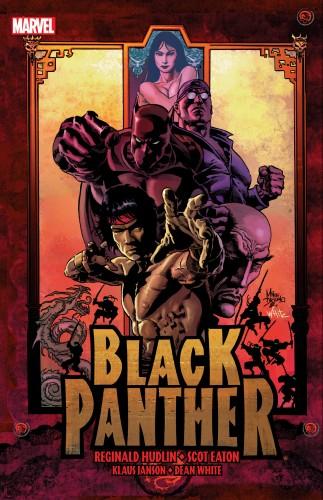 Black Panther: Bad Mutha TPB Vol 1