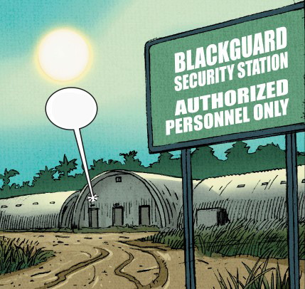 Blackguard (Earth-616)