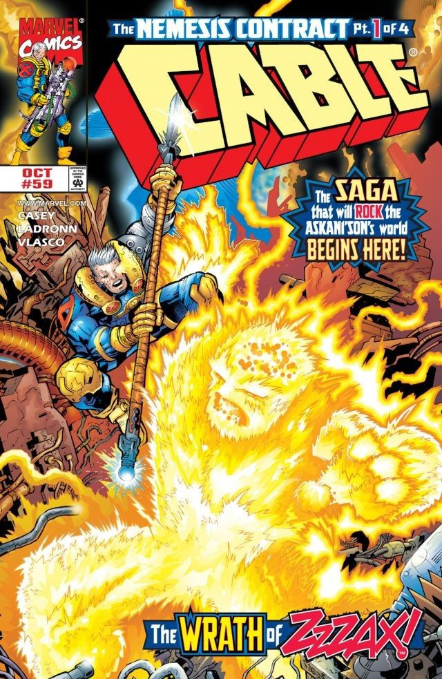 Cable Vol 1 59