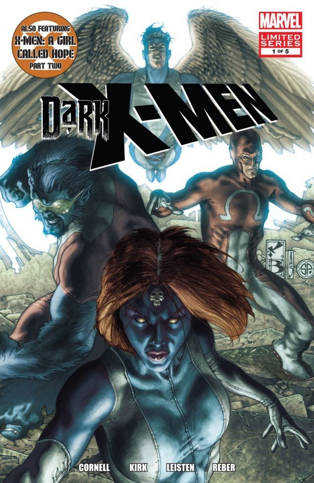 Dark X-Men Vol 1 1