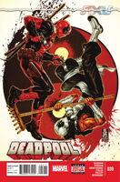 Deadpool Vol 5 39