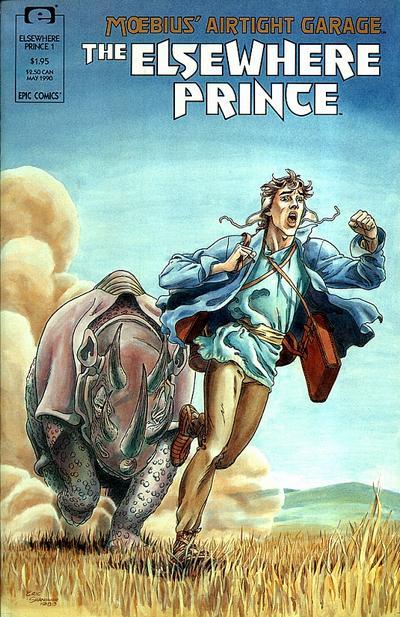 Elsewhere Prince Vol 1