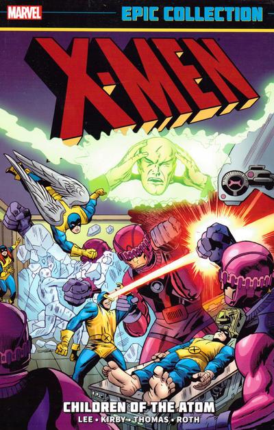 Epic Collection: X-Men Vol 1
