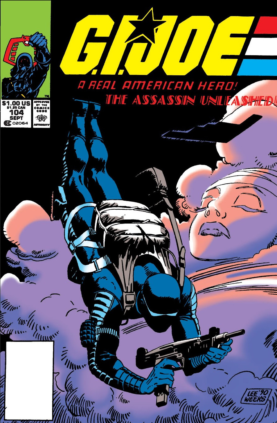 G.I. Joe: A Real American Hero Vol 1 104