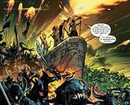 Horsemen of Apocalypse (Earth-616) from X of Swords Creation Vol 1 1 001