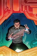 Iron Man 2020 Vol 2 4 Lim Variant Textless