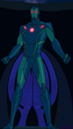 Iron Man Armor MK LVII (Earth-17628) Marvel's Avengers Assemble Season 5 13