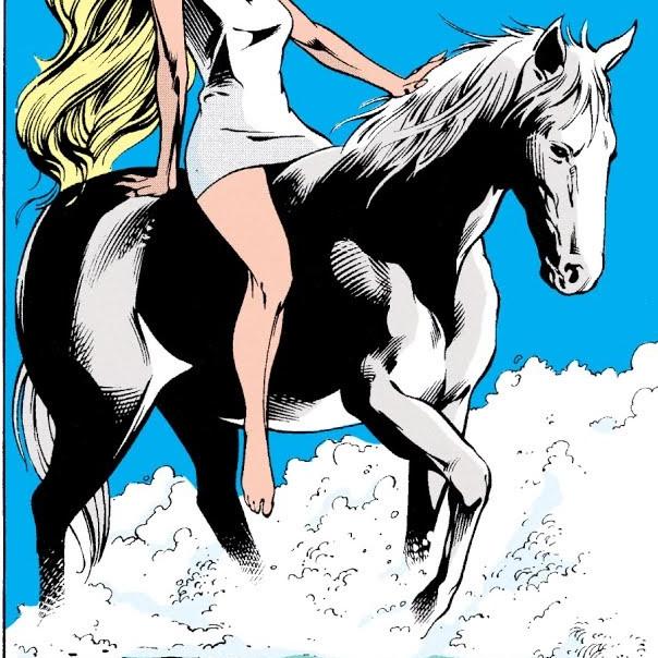 Jackdaw (Horse) (Earth-616)